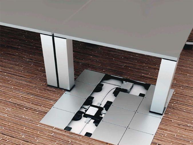 suelo técnico soluflex